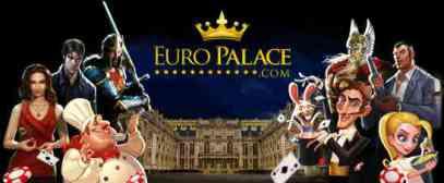 Euro Palace účet